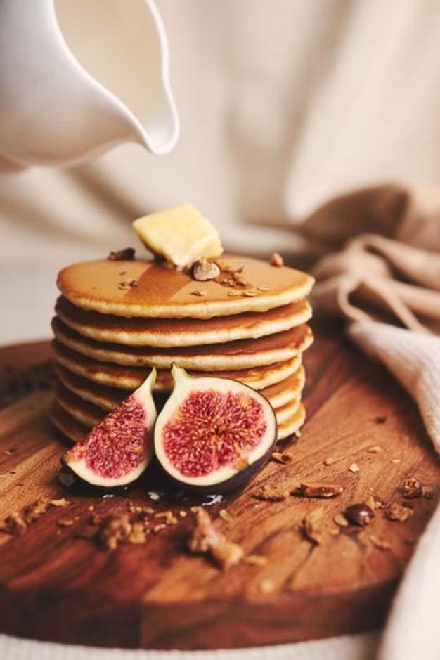 allergia alle arachidi: attenzione agli alimenti che potrebbero nasconderle, come i pancakes