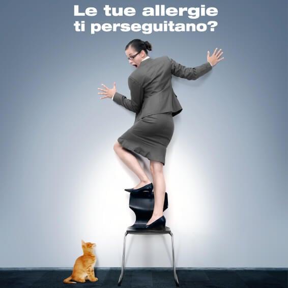 Trattamento di allergie inalatorie e da contatto