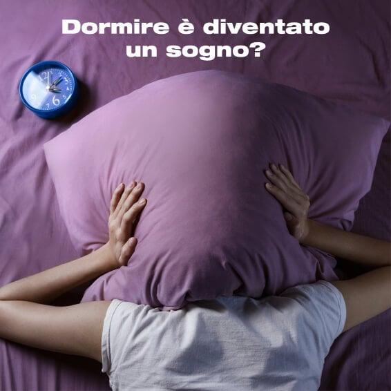 trattare i disturbi del sonno