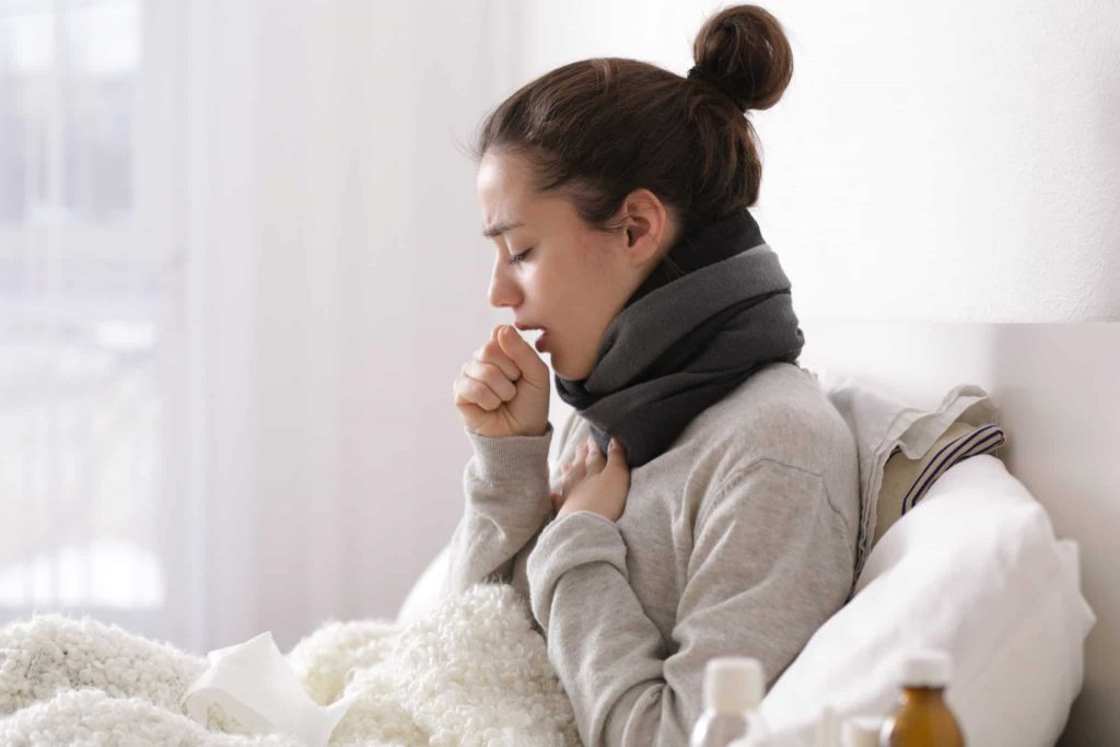 asma e tosse da allergia respiratoria