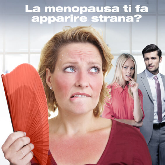 trattamento degli effetti indesiderati della menopausa e dell'andropausa Biomedic Clinic & Research