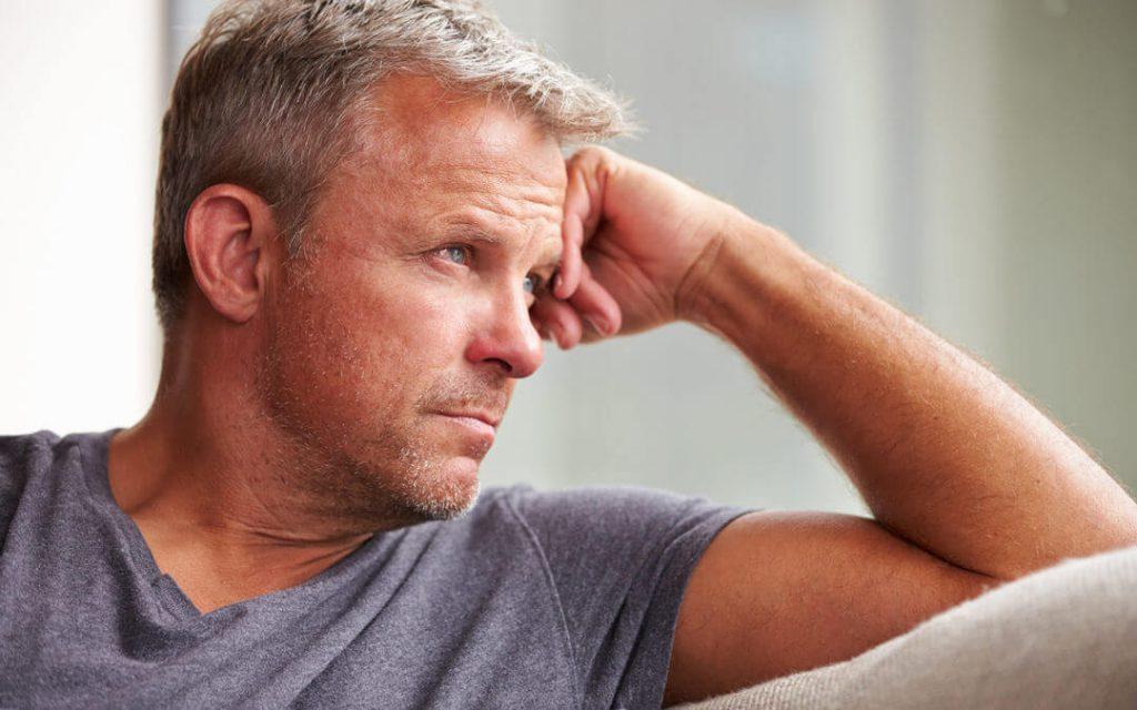 sintomi di andropausa depressione