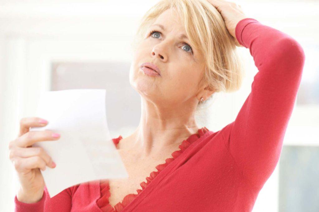 sintomi di menopausa-vampate