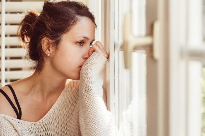 sintomi di stress infelicità