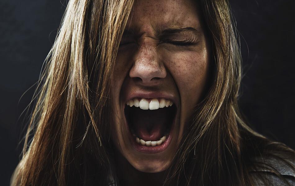 sintomi di stress rabbia