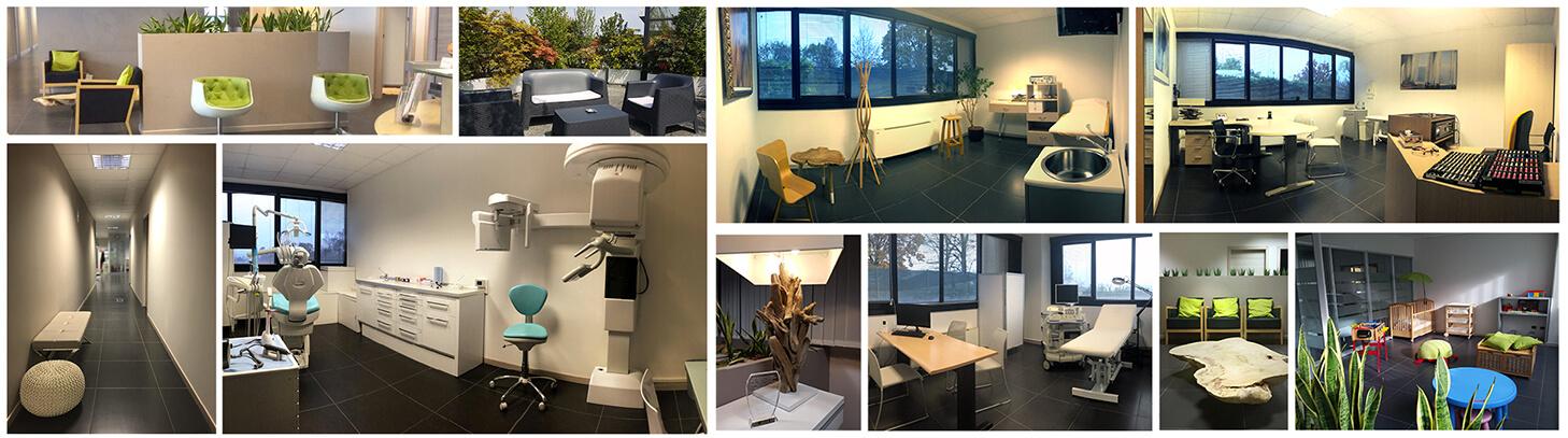 Struttura interna del del Biomedic Clinic & Research centro medico polispecialistico in provincia di Como